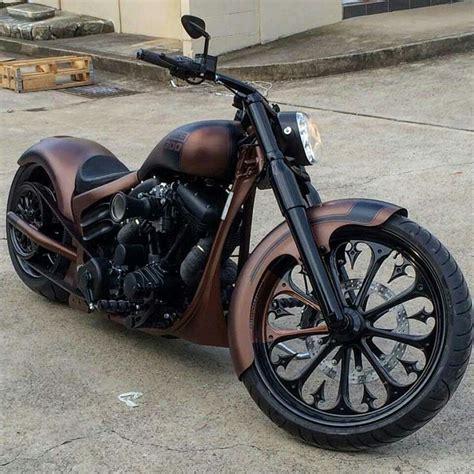 Chopper Motorrad Harley by Custom Choppers Harley Davidson 113 Mobmasker