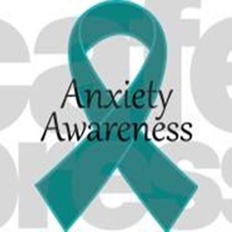 anxiety awareness color anxiety awareness ribbon mug by tealawarenessribbontshirts
