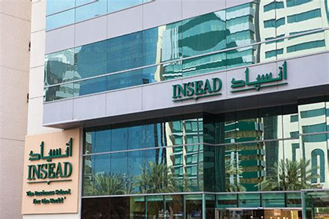 Insead Abu Dhabi Executive Mba by Insead Inaugurates New Cus In Abu Dhabi
