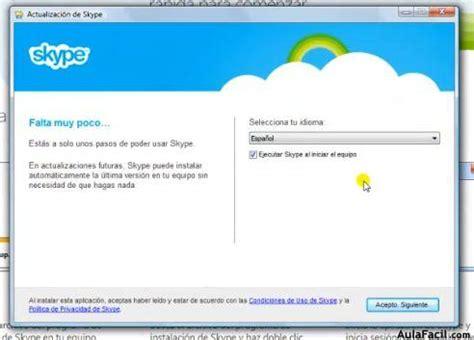 tutorial de internet basico gratis curso gratis de skype tutorial b 225 sico 191 c 243 mo instalar