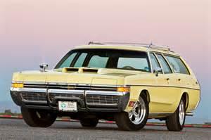 Dodge Wagon 1972 Dodge Monaco Wagon Hauling Hauling Stuff