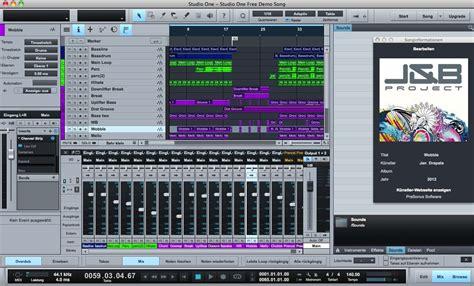 free studio best audio recording software to record sound