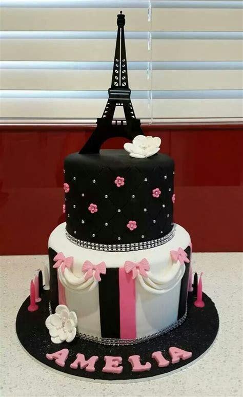 25  best ideas about Paris cakes on Pinterest   Parisian