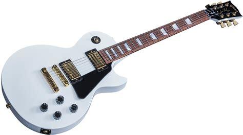 Les Paul Gibson Les Paul Studio 2016 Hp Alpine White Gold Keymusic