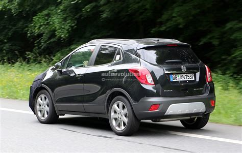 2017 buick encore spied in germany autoevolution