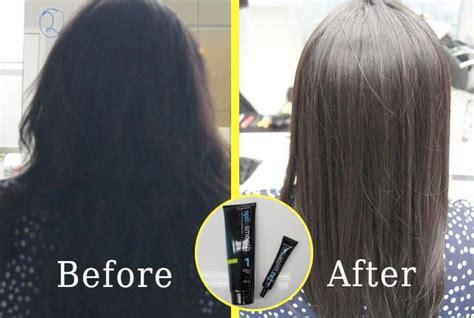 Obat Pelurus Rambut Matrix Opti Smooth Keratin pengalaman perdana mencoba pelurusan rambut yang kaya akan