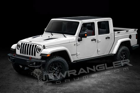 Jeep Wrangler 4 Door Interior Will The Jeep Wrangler Look Like This Motor Trend