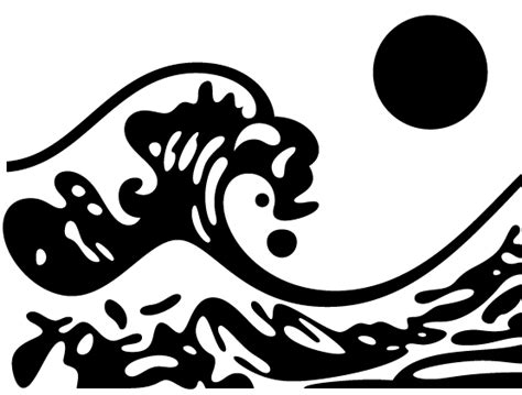 wave line drawing clipart best wave line drawing clipart best