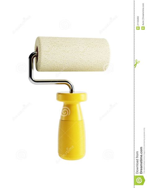 new paint new paint roller stock photo image 21105060