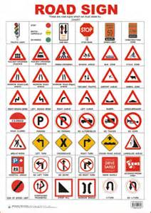 Road signs meanings road traffic signal sign and road traffic signs