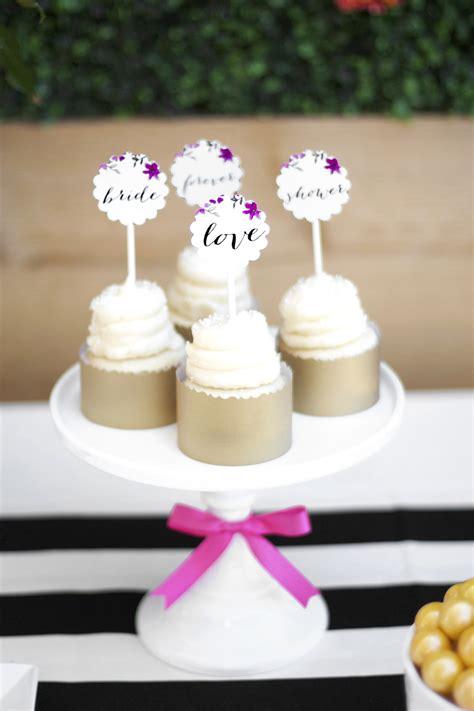 bridal shower baking ideas garden bridal shower kristi murphy diy