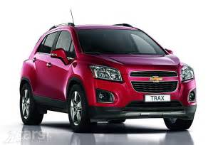 Chevrolet Trax Images Chevrolet Trax Photos