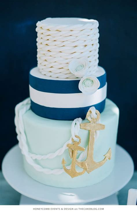 Nautical Bridal Shower Cakes by Best 25 Nautical Cake Ideas On Sailor Cake