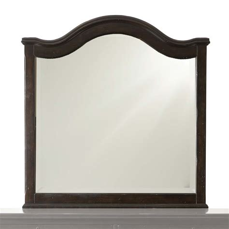 cottage style mirrors cottage style arched mirror bassett furniture