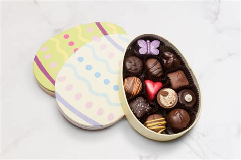 easter chocolate gifts easter egg chocolate gift box