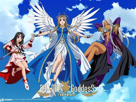 Oh My Goddess The Anistolgia Judge