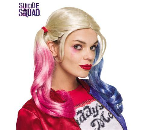 imagenes mujer suicida peluca harley quinn de escuadr 243 n suicida para mujer