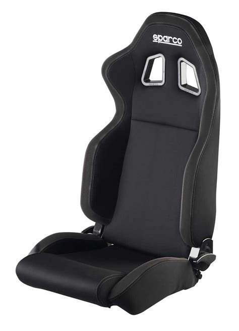 reclinable seat sparco r100 reclinable racing seat black guerilla racing