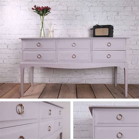autentico chalk paint linen dresser in autentico violet grey beautiful af is into