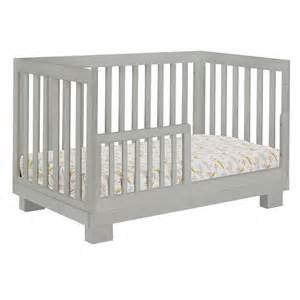 gray toddler bed babyletto modo 3 in 1 convertible crib with toddler bed