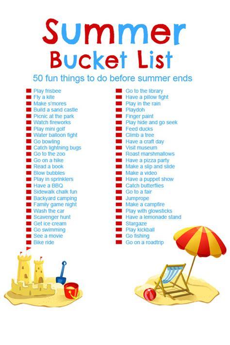 summer list 50 activities for cincyshopper