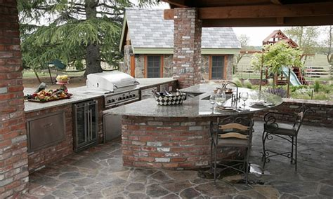 covered outdoor kitchen plans outdoor kitchens pictures designs covered outdoor
