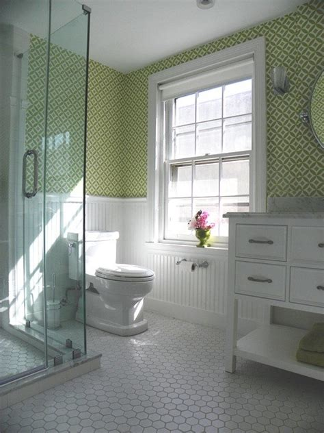 Mba Wall by S Bathoom Vintage Style Traditional Bathroom