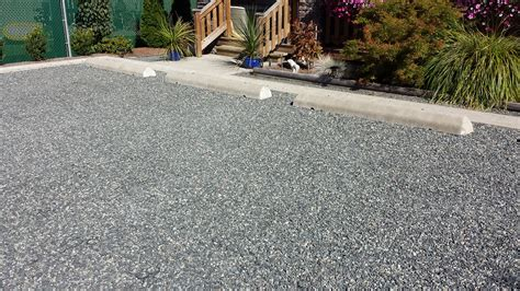 schotter einfahrt gravel surfaces stabilized for vehicle and pedestrian