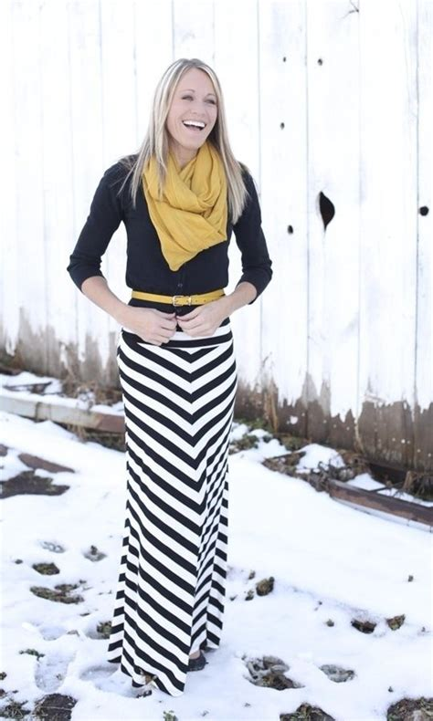 maxi with cardi and scarf lets you wear your summer