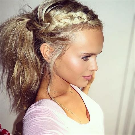 make cute everyday hairstyles simple ponytails ponytail best 25 high ponytail hairstyles ideas on pinterest