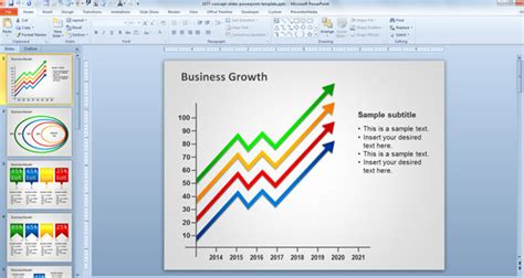 Delivering Informative Powerpoint Presentations Finance Powerpoint Template