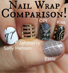 best post black friday deals nail wraps compared sally hansen jamberry more