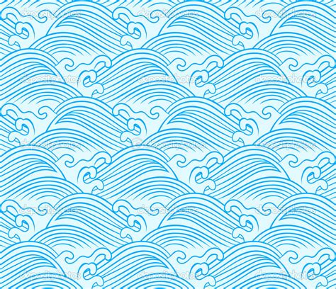 japanese ocean pattern 14 japanese wave vector images japanese style waves