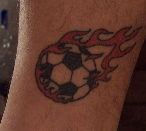soccer ball tattoo soccer tattoos from around the world ibytemedia