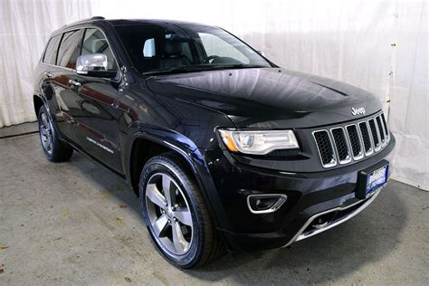 jeep chevrolet 2015 used 2015 jeep grand overland 4d sport utility