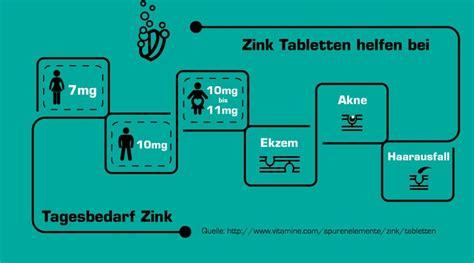 wann sollte magnesium tabletten einnehmen wann ist die einnahme zink tabletten sinnvoll