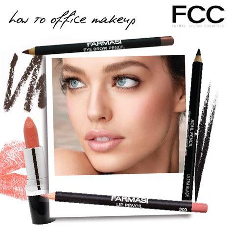 tutorial makeup ke pejabat fcc color cosmetics tip solekan ke pejabat keep it