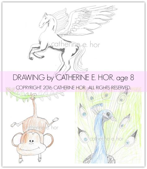 8 Year Sketches by How Are These Drawings By An 8 Years Quot Is Locked