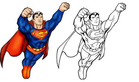 imagenes increibles de superman te cuento un cuento superman dibujos para colrorear y
