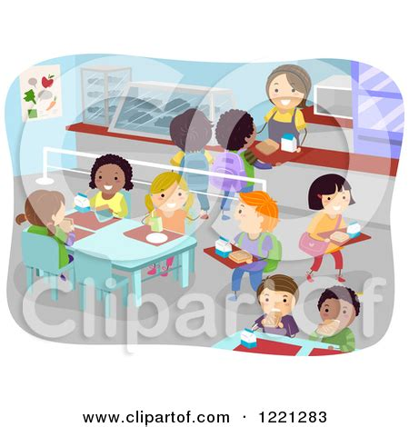 cafeteria clipart school cafeteria worker clipart clipart kid