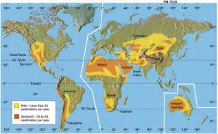 World Map Deserts by World Map Of Deserts Labeled Www Imgarcade Com Online