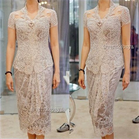 pin kebaya modern ratna maliki international kebaya batik modern kebaya modern by vera