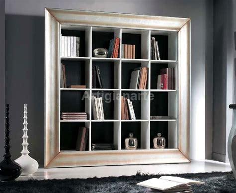 libreria con cornice cornice libreria tv artigianarte