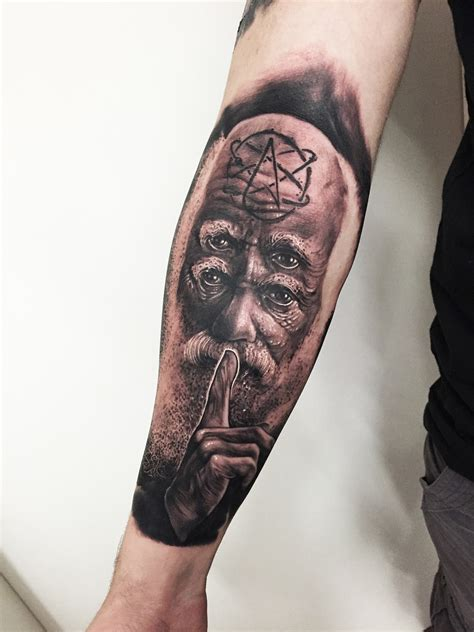 tattoo ink uk anrijs straume dark trash realism killer ink tattoo