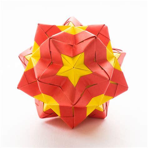 Origami Balls - sonobe by sinayskaya go origami