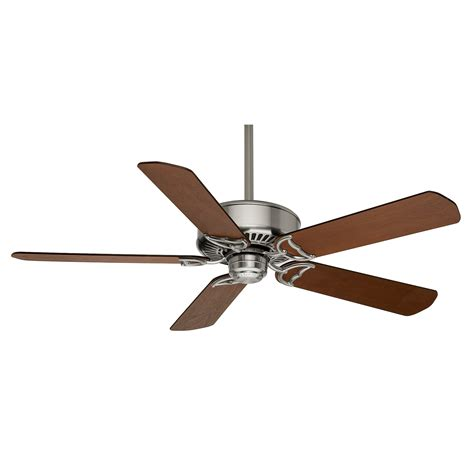 casablanca fans panama 174 dc 54 quot brushed nickel ceiling fan