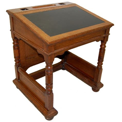 country oak davenport desk 257775 sellingantiques co uk