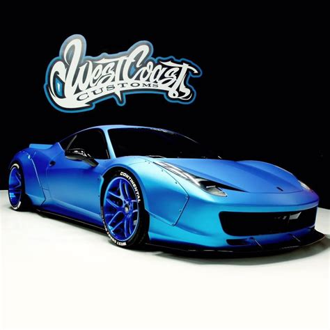 bieber chrome maserati justin bieber s frozen blue chrome 458 wrapfolio
