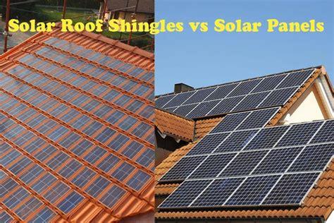 corner solar roof shingles vs solar panels