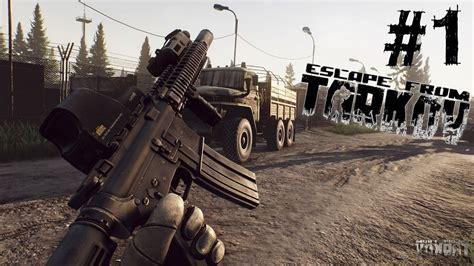 Escape From Tarkov Giveaway - escape from tarkov gameplay alpha walkthrough part 1 10 doovi